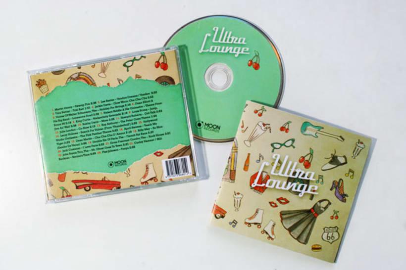 Diseño de CD 1