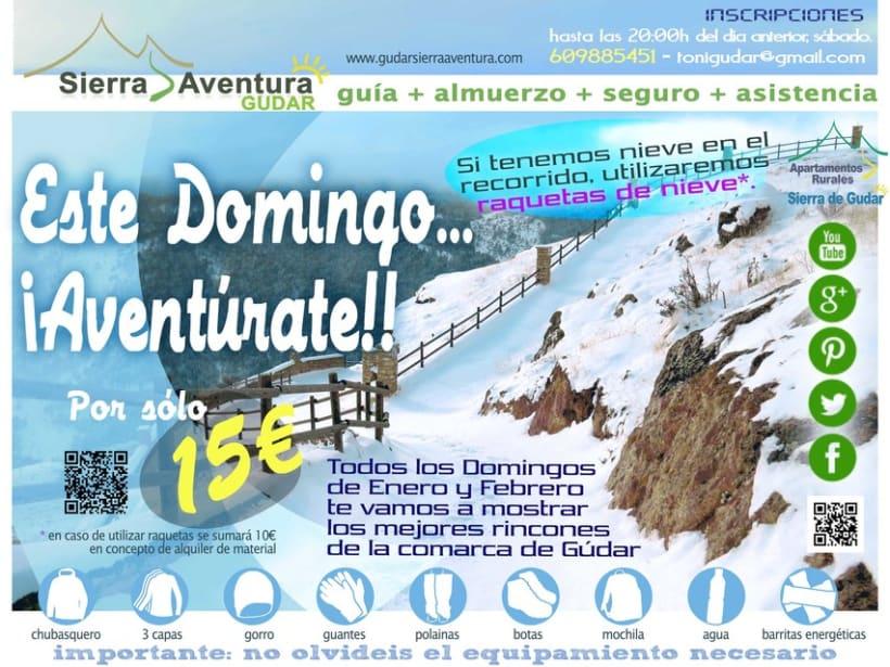 Oferta Gúdar Sierra Aventura 0
