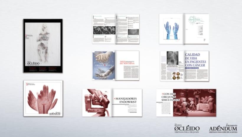 Diseño editorial selección 8