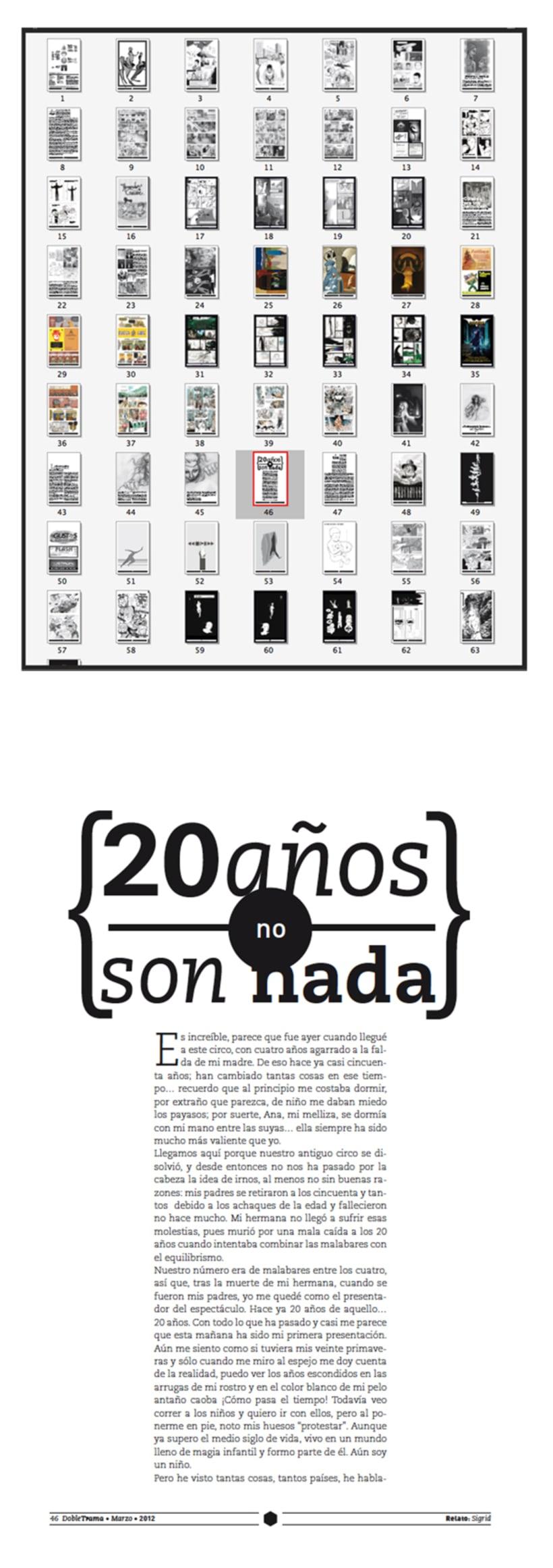 Diseño editorial selección 16