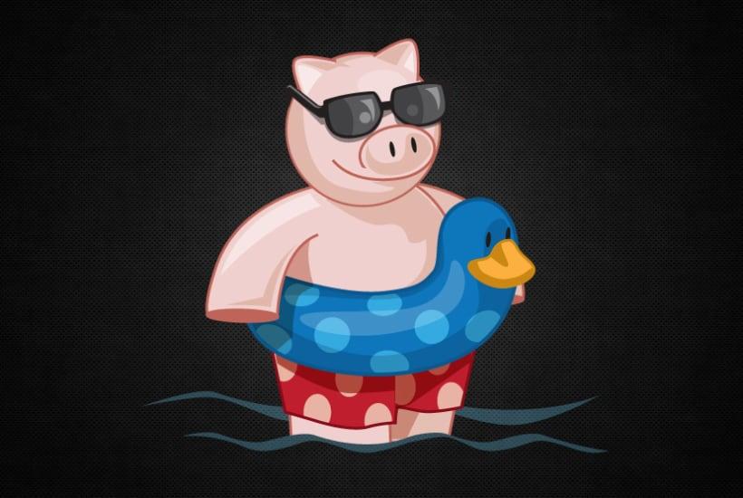 Pig -1