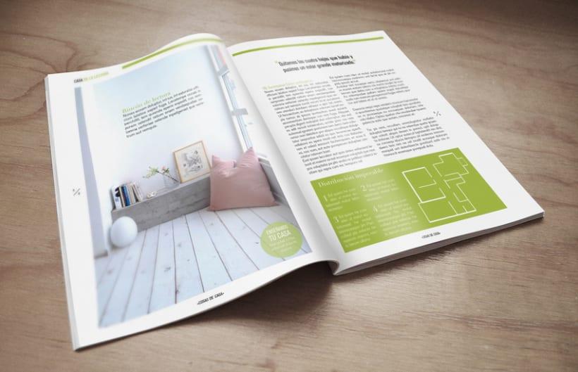 Revisión revista: Cosas de Casa  0