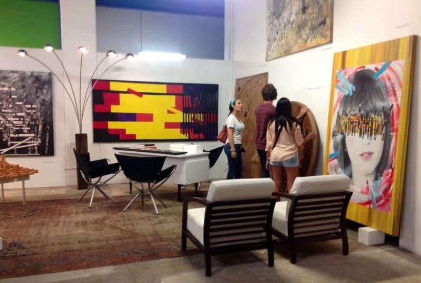 Art Walk Costa Rica. Circuito Avenida Escazú. 5