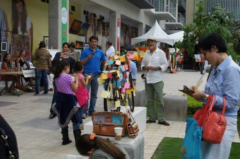 Art Walk Costa Rica. Circuito Avenida Escazú. 8
