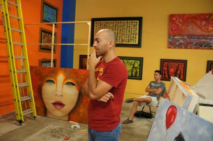 Art Walk Costa Rica. Circuito Avenida Escazú. 26