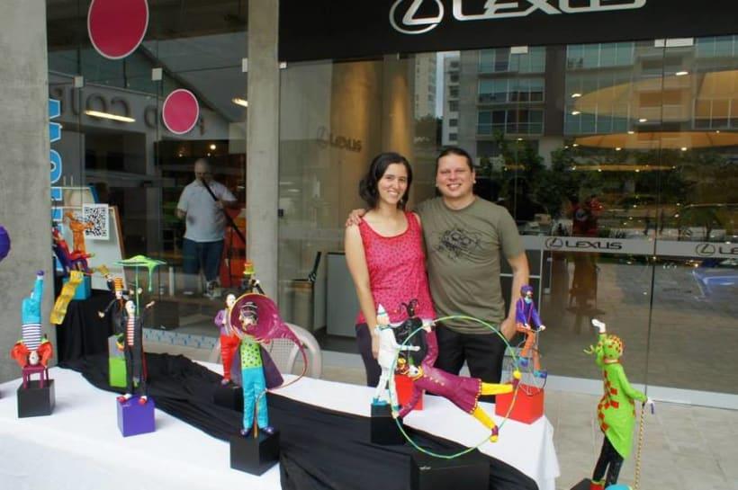 Art Walk Costa Rica. Circuito Avenida Escazú. 27