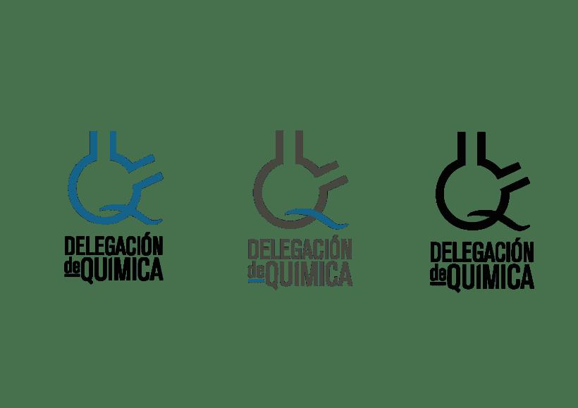 Logo Delegación de Química UAH 0