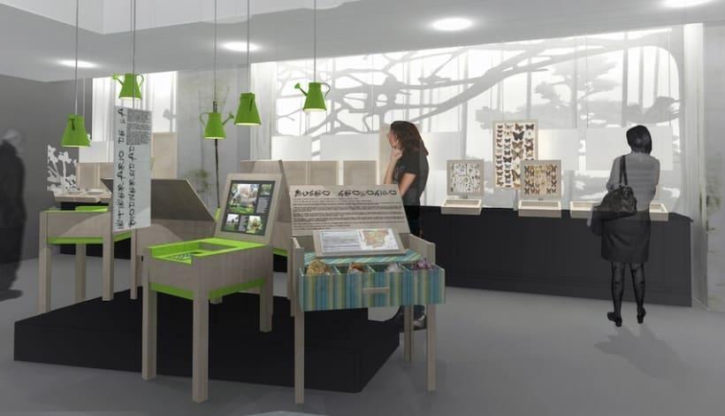Centro de la Biodiversidad, Universidad Complutense de Madrid 1