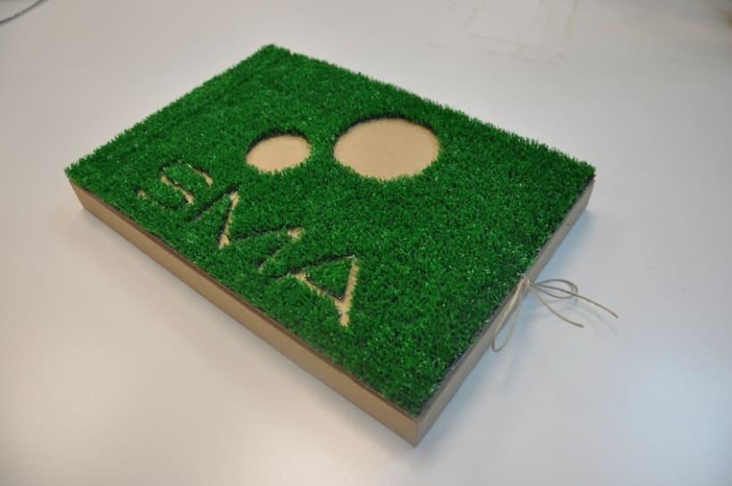 Diseño packaging SMA 0