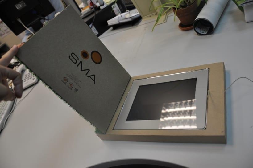 Diseño packaging SMA 1