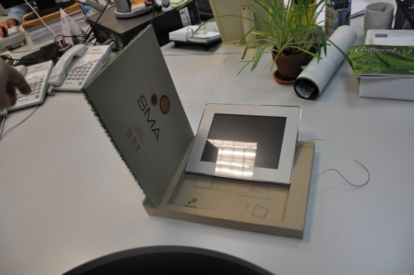 Diseño packaging SMA 2