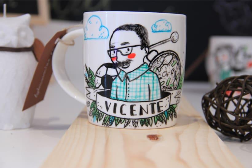 Su ilustrísima taza -1