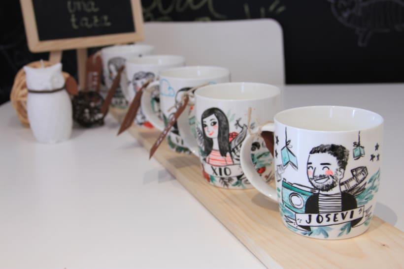 Su ilustrísima taza 2
