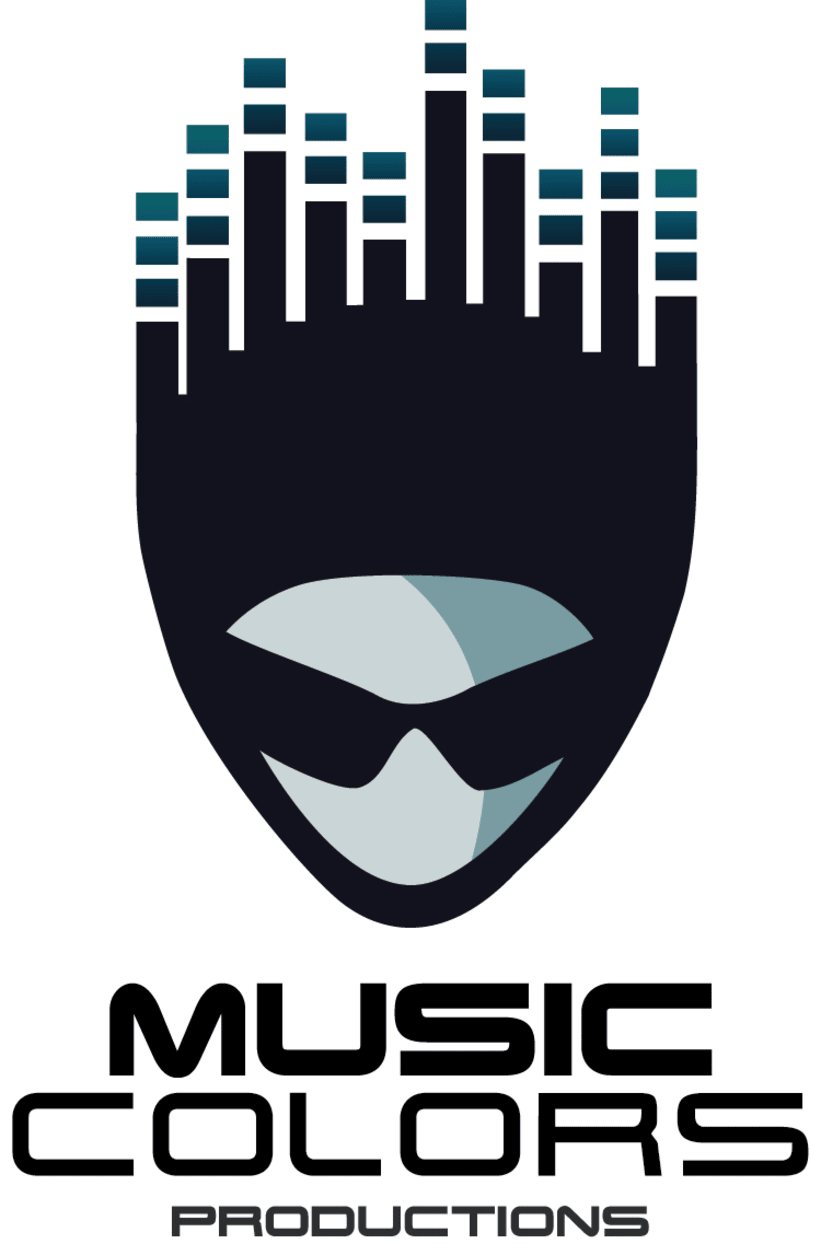 Logo Music Colors 2