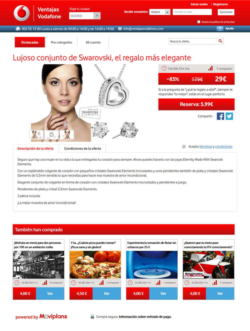 Ventajas Vodafone 1