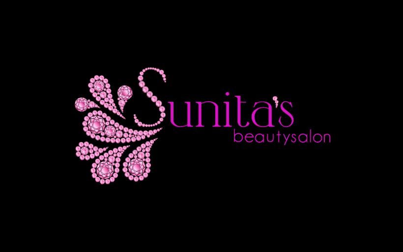 Logotipo Sunita's beautysalon 2