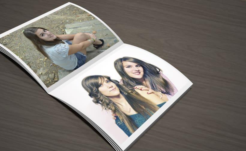 Book fotográfico: María y Lucía -1