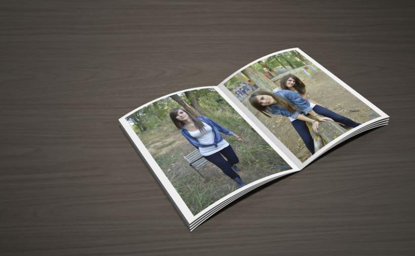 Book fotográfico: María y Lucía 0