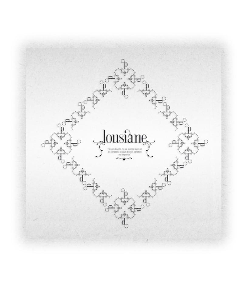 LOUSIANE (free font) 1
