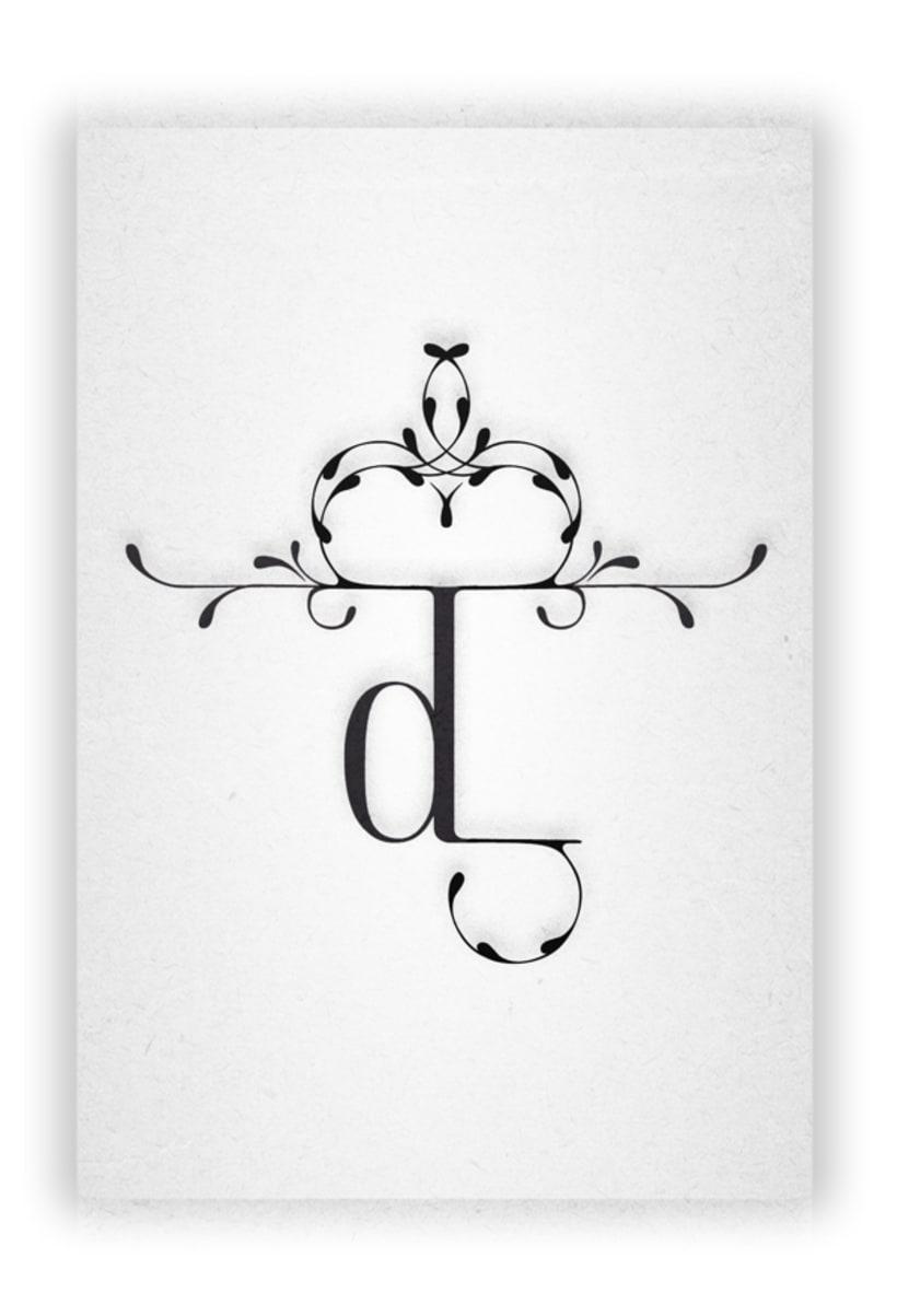 LOUSIANE (free font) 16