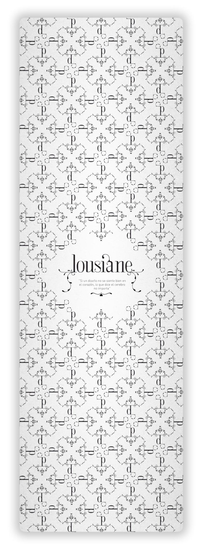 LOUSIANE (free font) 18