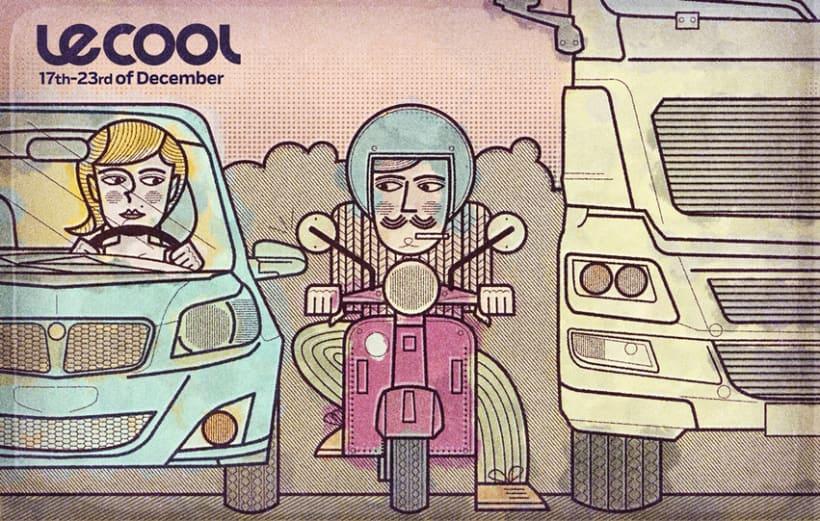 Le Cool 0