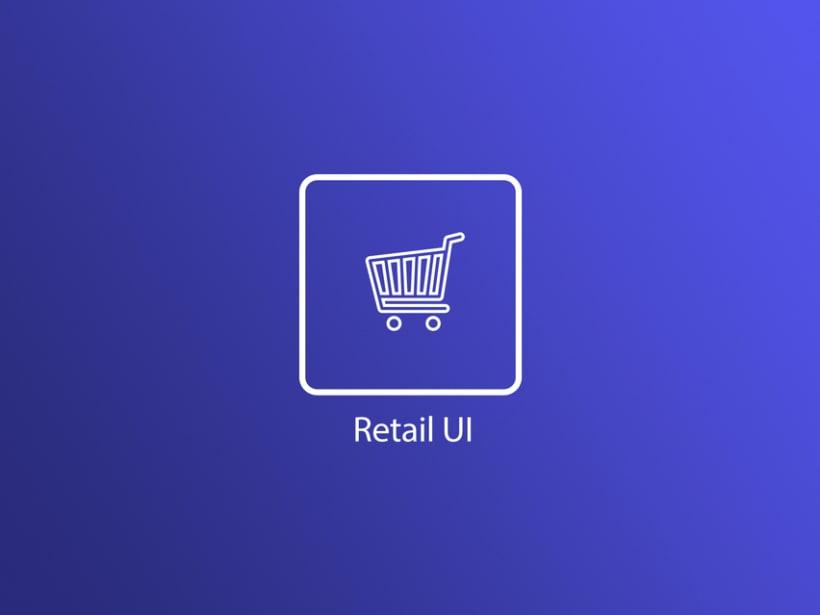 Interfaz de usuario para terminal de punto de venta (TPV) 1