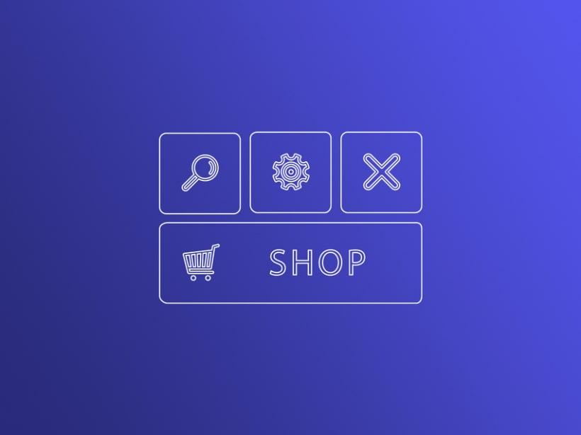 Interfaz de usuario para terminal de punto de venta (TPV) 9