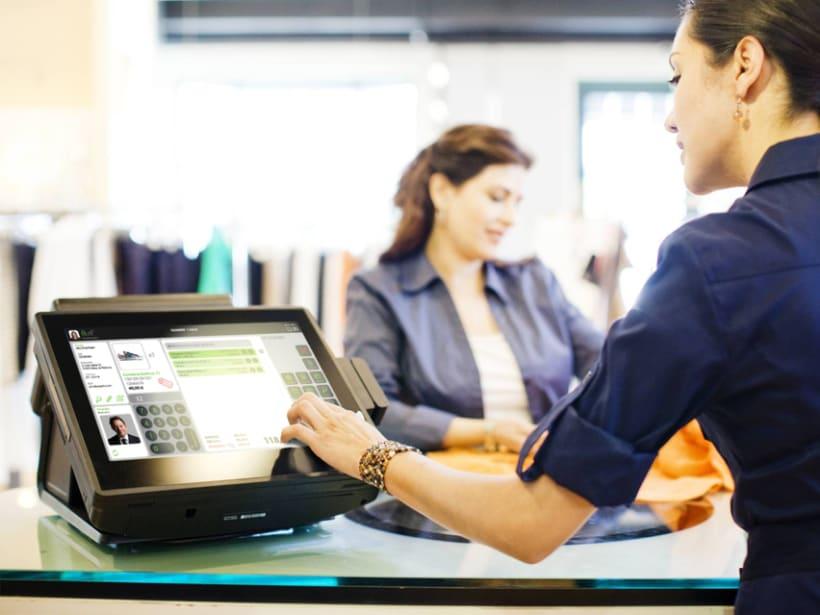 Interfaz de usuario para terminal de punto de venta (TPV) 15