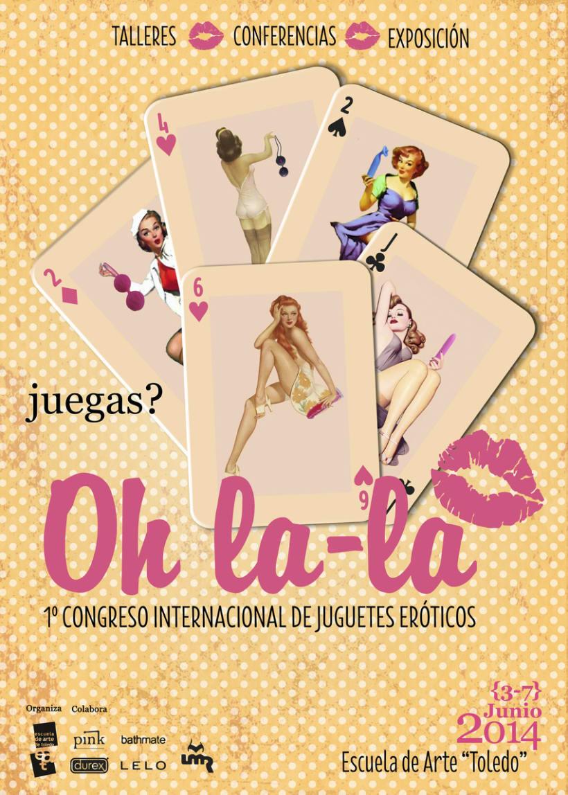 1º Congreso Internacional de Juguetes Eróticos 2