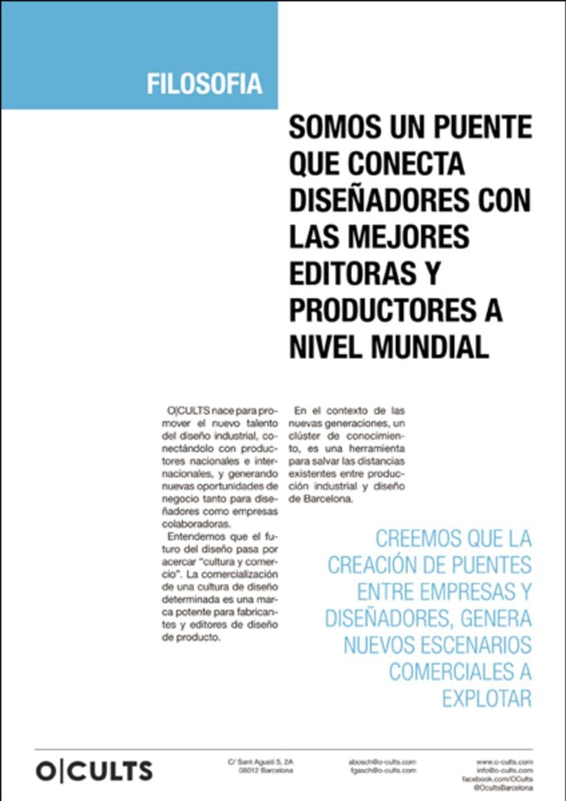 Imagen corporativa & Dosier de empresa 1