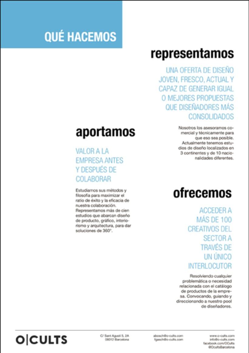 Imagen corporativa & Dosier de empresa 3