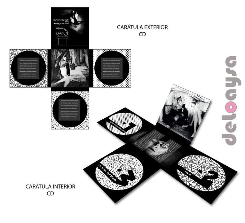 CD packaging 0
