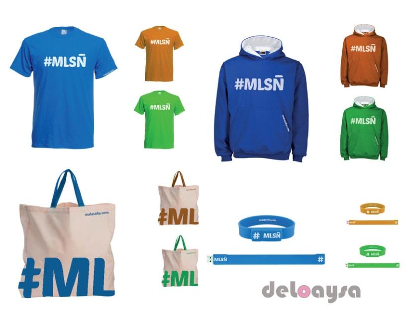 Merchandising proyecto Malasaña 0