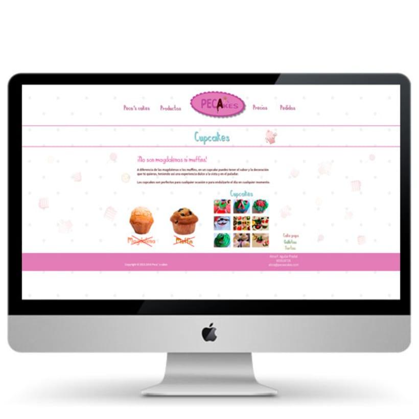 Web Pecascakes 2