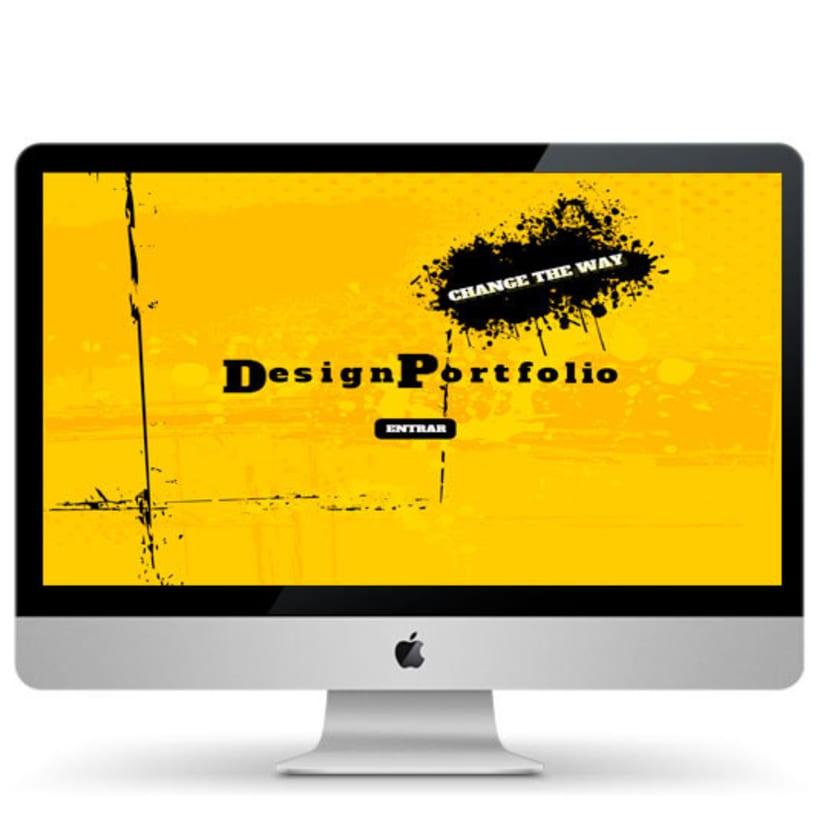 Proyecto NewPortfolio -1