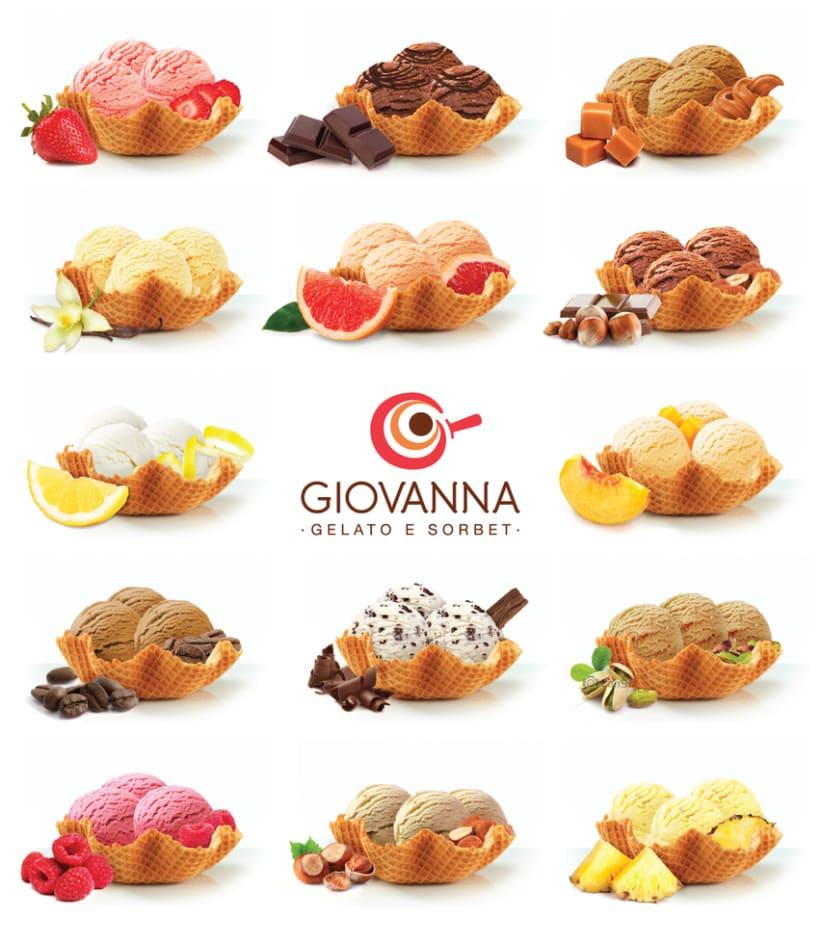 Giovanna Gelato & Sorbet 0