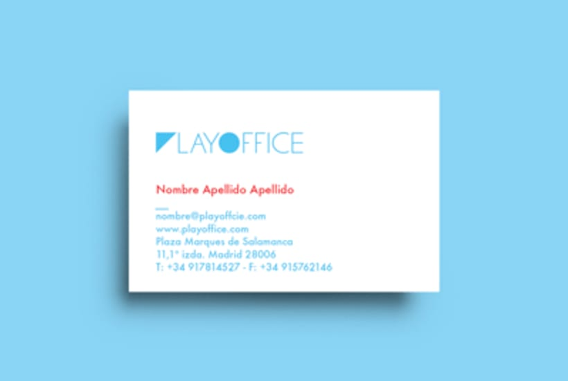 PLAYOFFICE 3