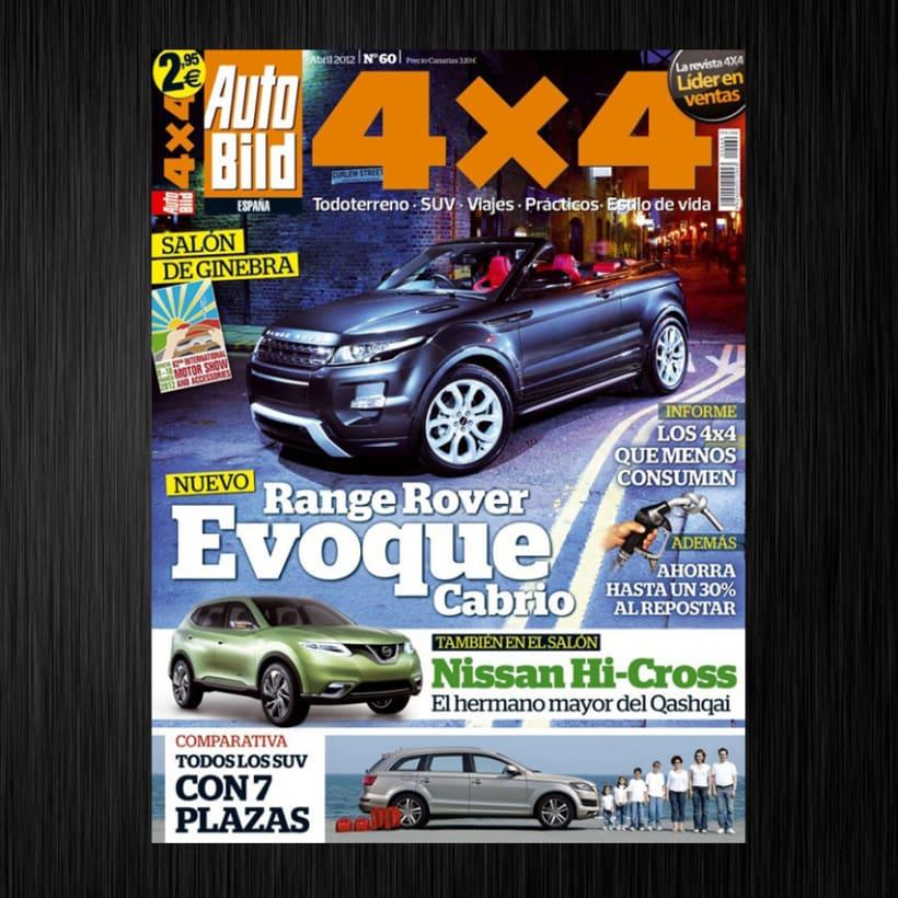 Revista Auto Bild 4X4 1