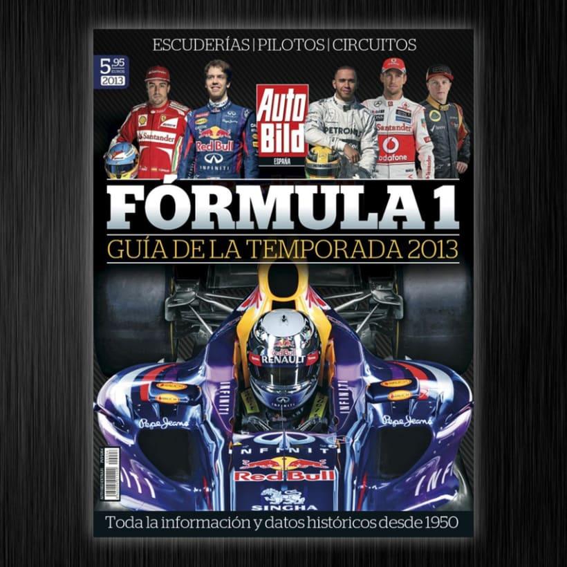 AB extra Fórmula 1 1
