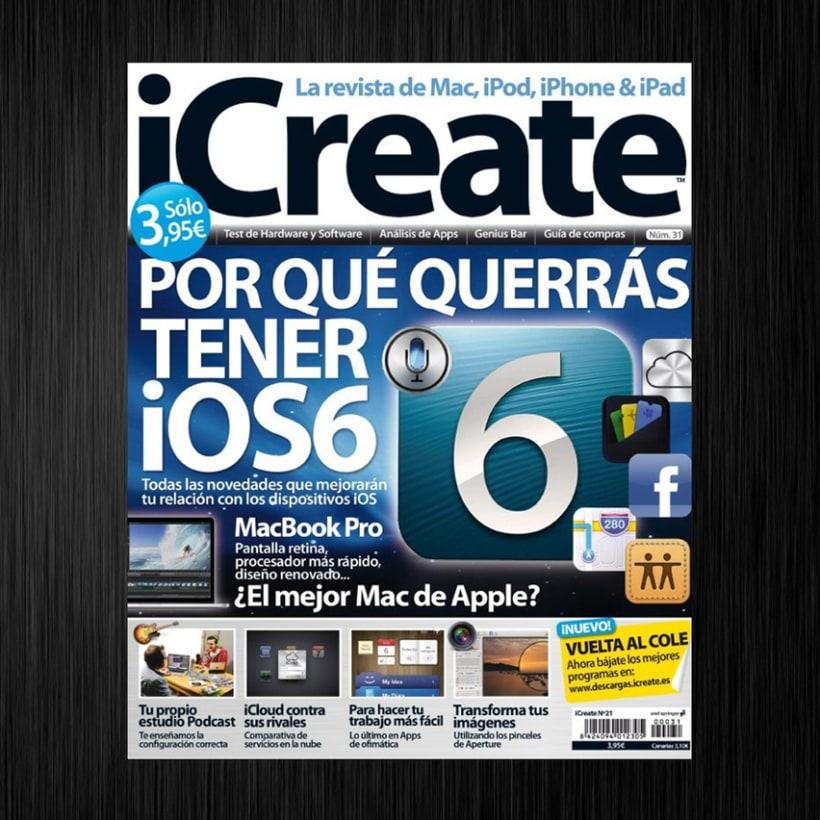 Revista iCreate 1