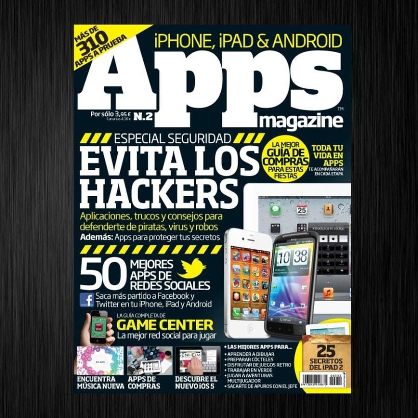Revista Apps Magazine 1