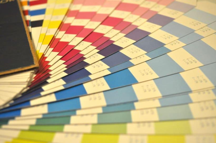 packaging libro de color, The Colours Box 5