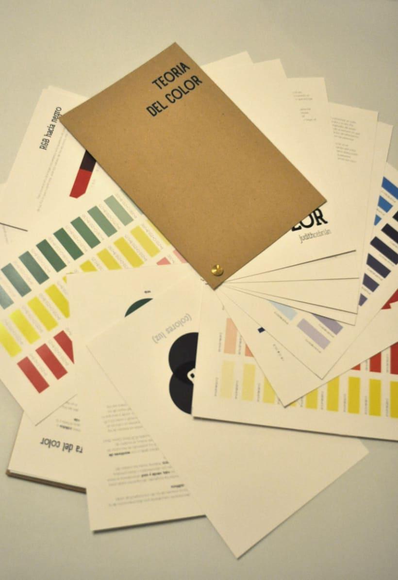 packaging libro de color, The Colours Box 6