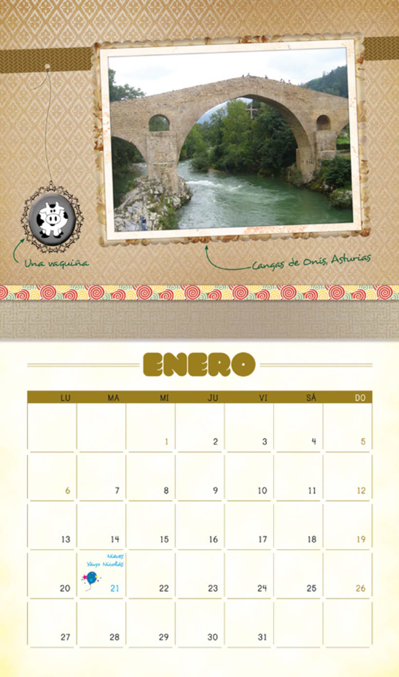 calendarios... un mismo objetivo, diseños ilimitados! 6