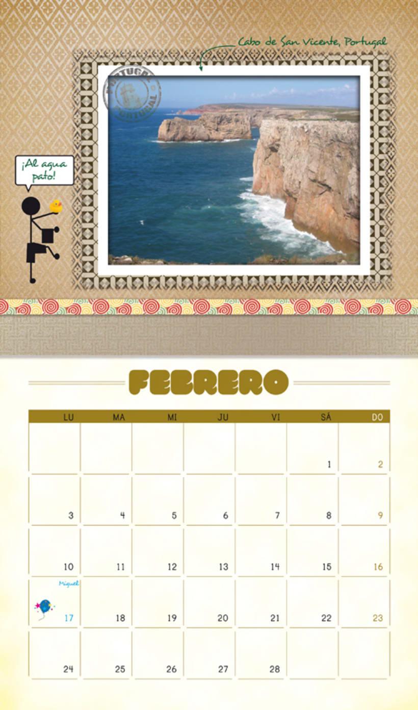 calendarios... un mismo objetivo, diseños ilimitados! 7