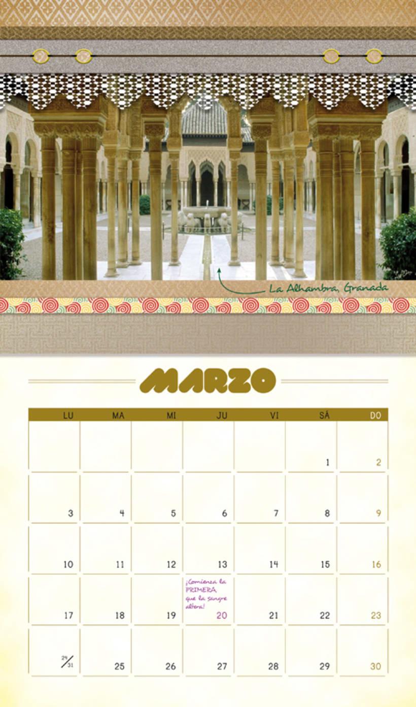 calendarios... un mismo objetivo, diseños ilimitados! 8