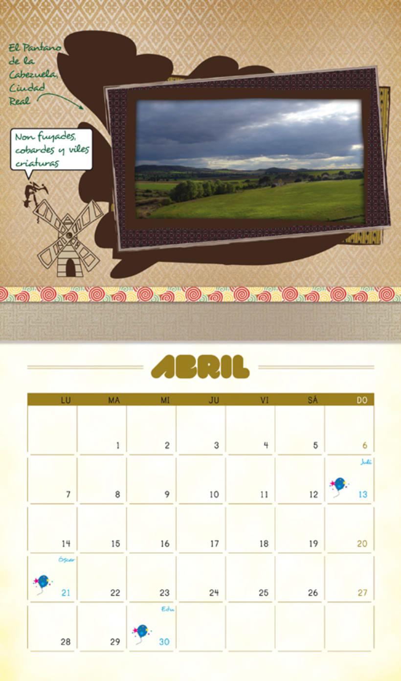 calendarios... un mismo objetivo, diseños ilimitados! 9