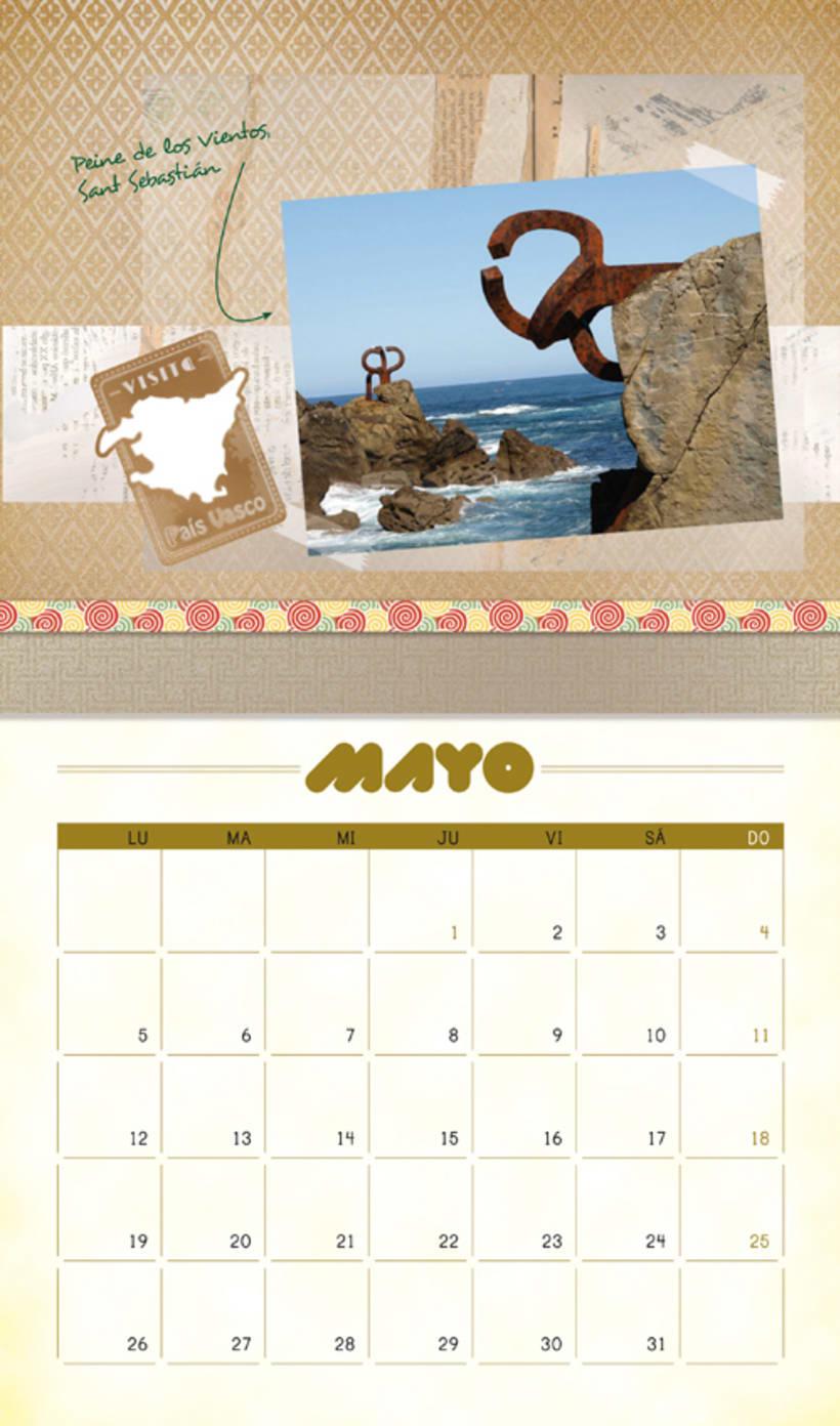 calendarios... un mismo objetivo, diseños ilimitados! 10