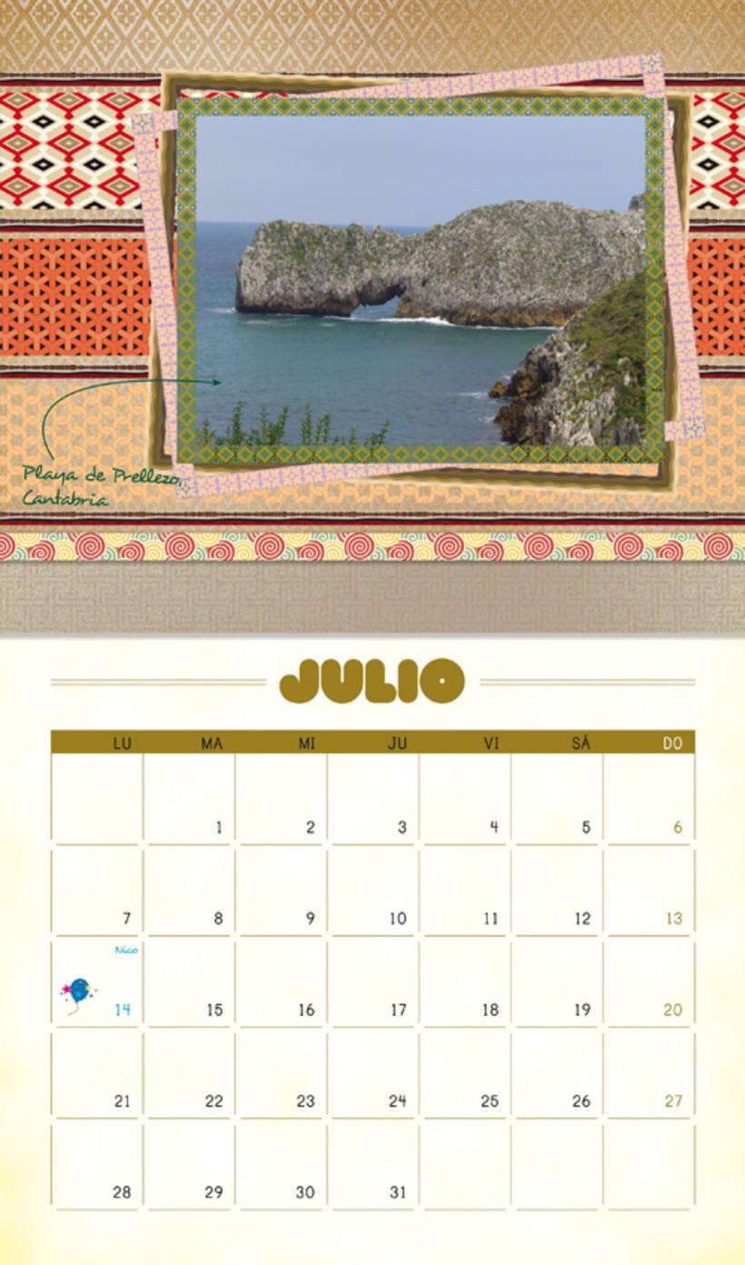 calendarios... un mismo objetivo, diseños ilimitados! 12